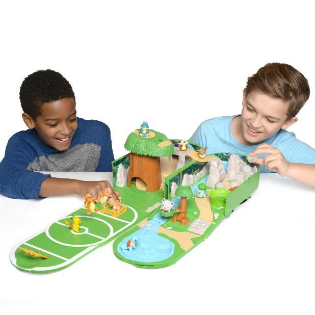 Have your young Pokemon Trainer Catch em ALL with this Pokemon Carry Case Playset that is featured in my Boys Toys for Christmas Gift Guide.