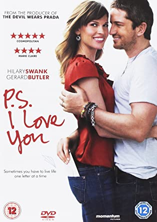 P.S. I love you, one of the Films to watch on Netflix on valentines day.