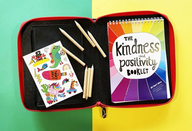 The all new activity pack by My Busy Bots to help children learn Kindness and Positivity in a fun and creative way.