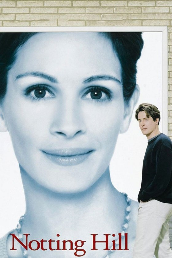 A true classic, Notting Hill is one of the Films to watch on Netflix on valentines day.