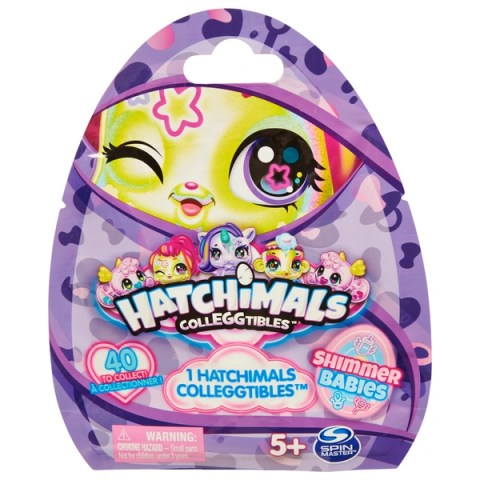 Hatchimals Shimmer Babies, a cheap collectible perfect for your kids to buy with their pocket money.