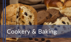 Cookery & Baking courses