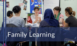 Family Learning courses