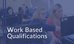 Work Based Qualifications