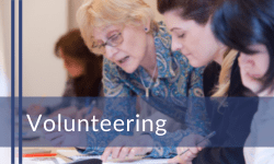 Join our team of Volunteers