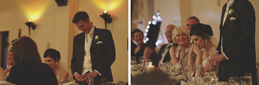 Ox Pasture Hall Wedding Speeches