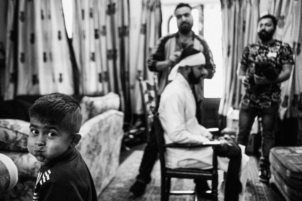 Reportage Indian Wedding Photography