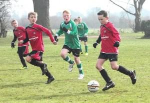 U11s York School Boys Vs Nottingham 1st March 2014 (6)