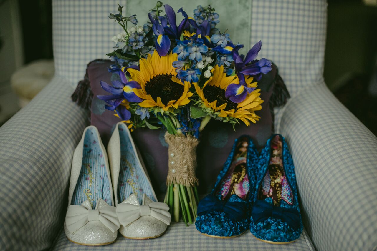 Skipton, Ripon and Harrogate wedding florist
