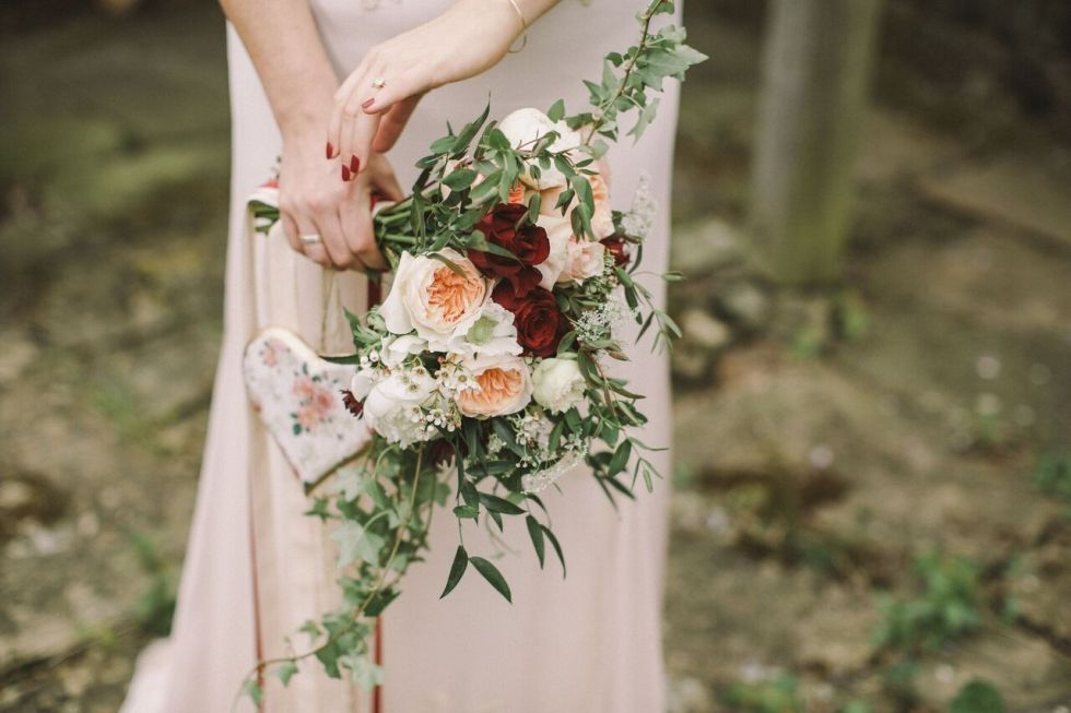 Harrogate and Ilkley wedding florist