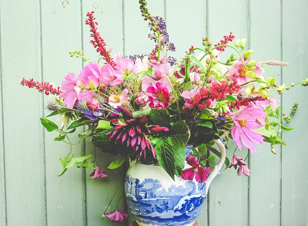 Yorkshire flower grower florist