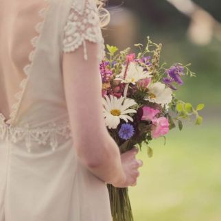 Victoria's Bouquet. Photo Lissa Alexandra Photography