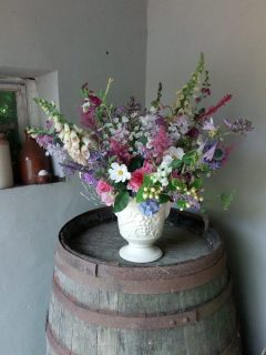 Summer Urn Arrangement