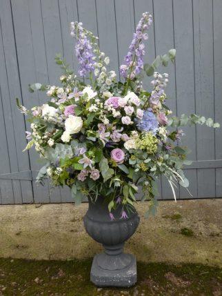 Urn Arrangement - Florist Skipton