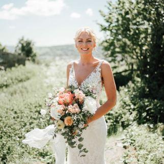 Sarah and Kieran's wedding May 2019 Photo: Joe Stenson Photography