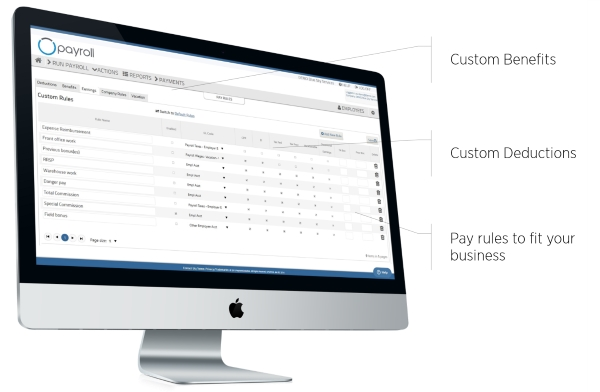 pay rules iMac