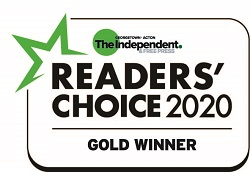 Yorkshire Enterprises Readers' Choice 2020 Gold Income Tax Preparation Georgetown
