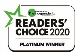 Yorkshire Enterprises Readers' Choice 2020 Platinum Bookkeeping Services Georgetown