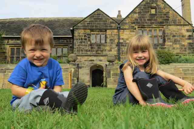 free yorkshire park oakwell hall