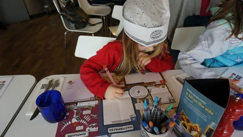 Writing An Novel In 60 Mintues With Pizzaexpress World Book