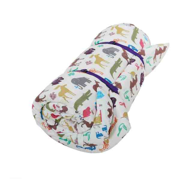 Duvalay Parent & Child Sleeping Bag Camping Bundle