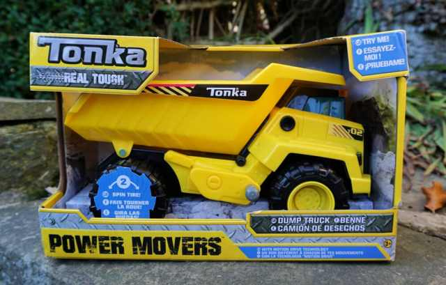 Project Tonka Power Mover Dump Truck review - Yorkshire