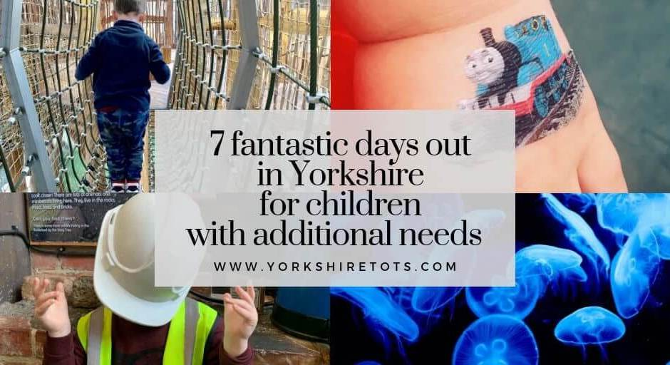 days out for children with additional needs