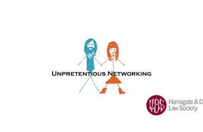 Unpretentious Networking Harrogate Law Society 28th April 2021