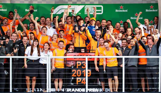 The comeback of McLaren