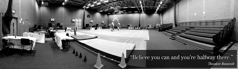 Gymnastics Arena Catterick
