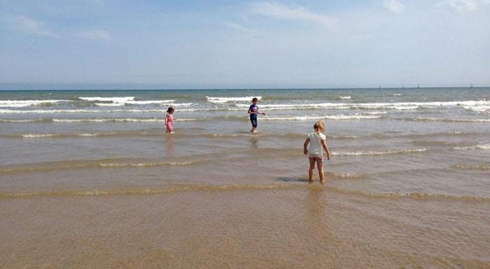 Fraisthorpe, Best Family Friendly Beach?
