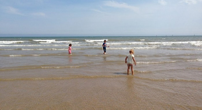 Fraisthorpe, Best Family Friendly Beach?