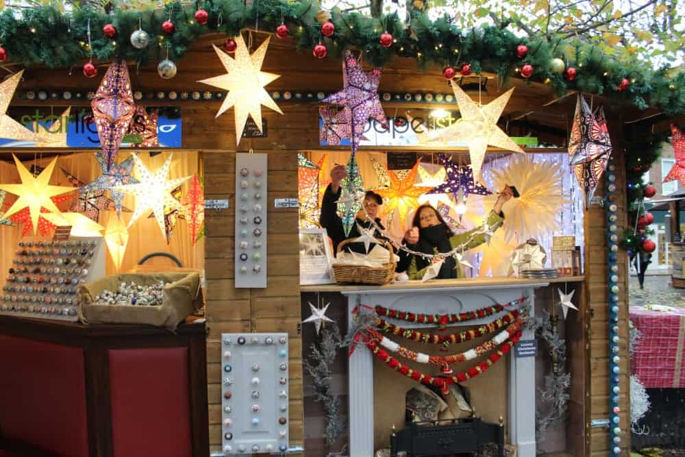 What's on at York Christmas Market 2018?