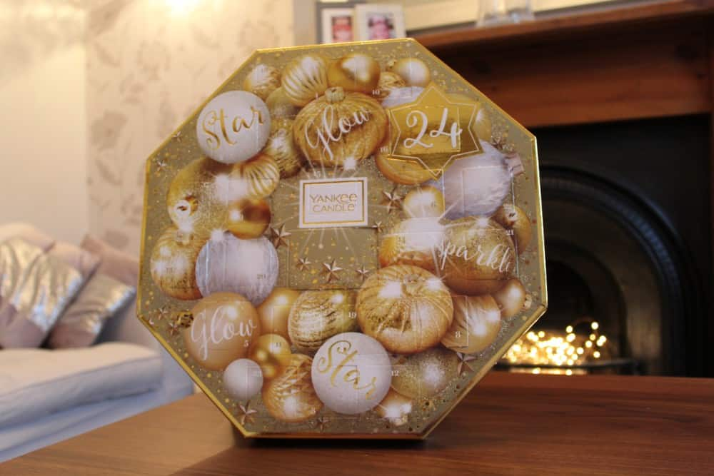 Yankee Candle Advent Calendar 2018 – Review