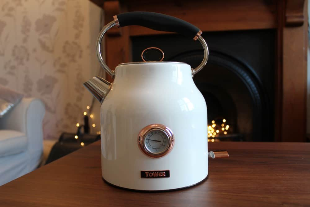 Tower Rose Gold kettle