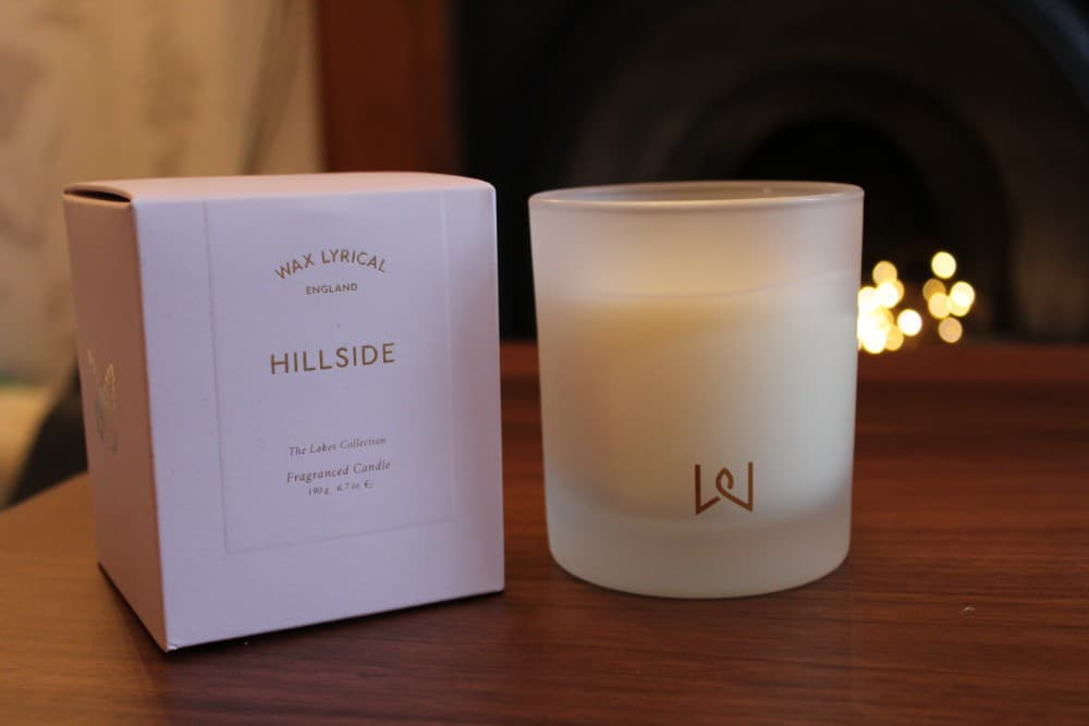 LAKES COLLECTION Hillside Candle