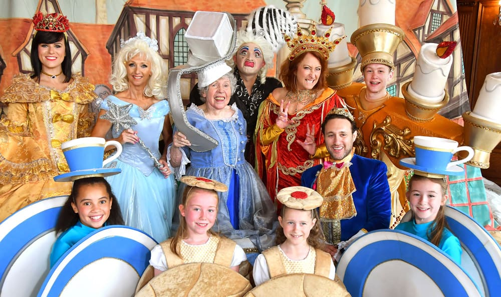 Grand Opera House York Panto – Beauty and the Beast – Review