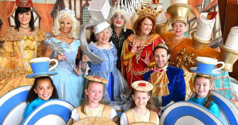 Grand Opera House York Panto – Beauty and the Beast