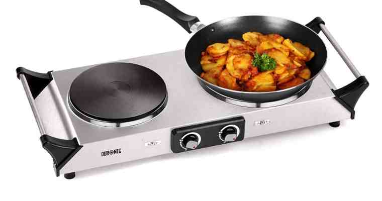 Best 2 Ring Portable Electric Hob – List of Suggestions!