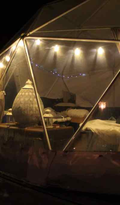 Camp Kátur Glamping Yorkshire – Geodome Review