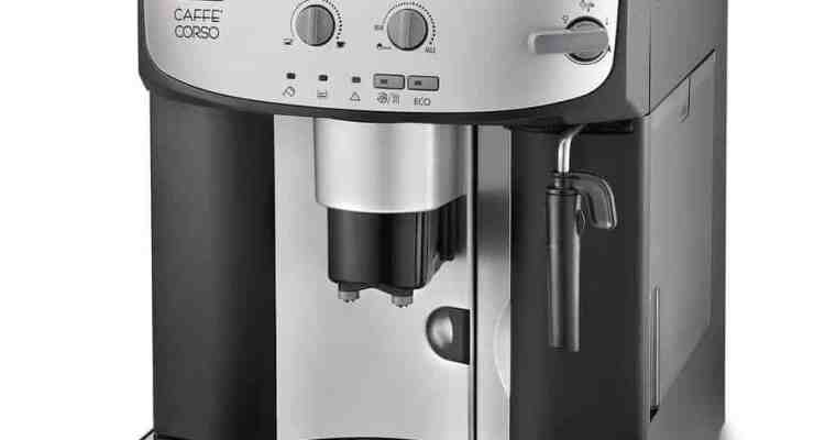Best Bean to Cup Coffee Machine Reviews 2018