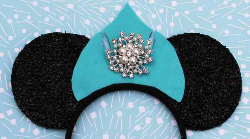 How to Make DIY Frozen Inspired Elsa Minnie Ears