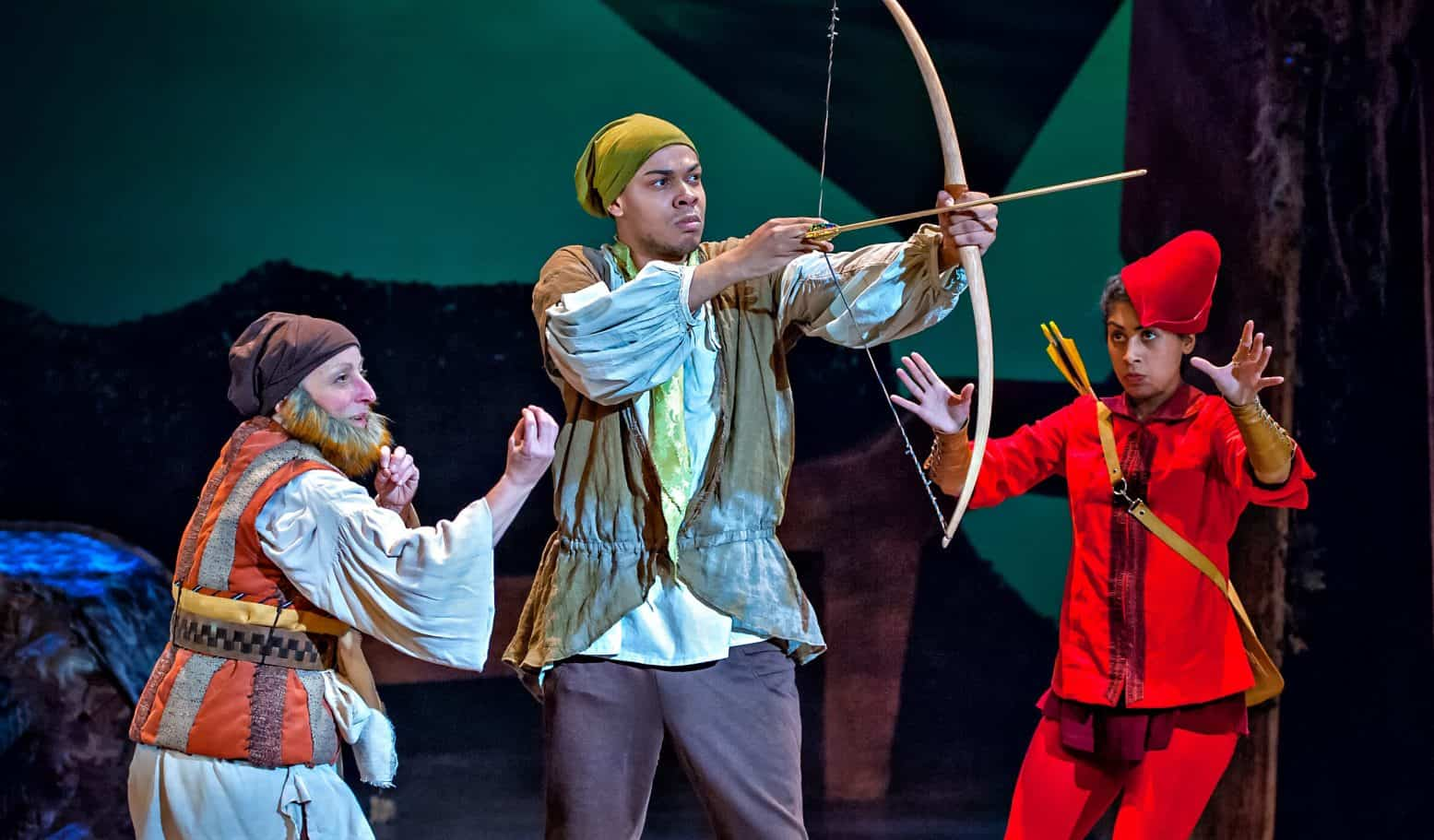 Robin Hood at the York Theatre Royal – Review