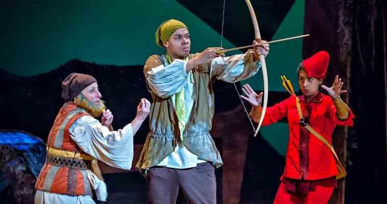 Robin Hood at the York Theatre Royal – Review