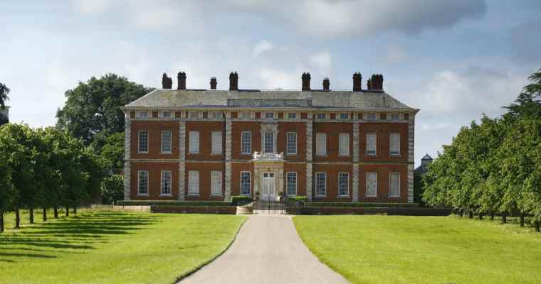Gardens, Bikes and an Adventure Playground – Beningbrough Hall