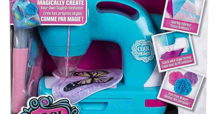 Best Kids Sewing Machine? Compare Different Styles