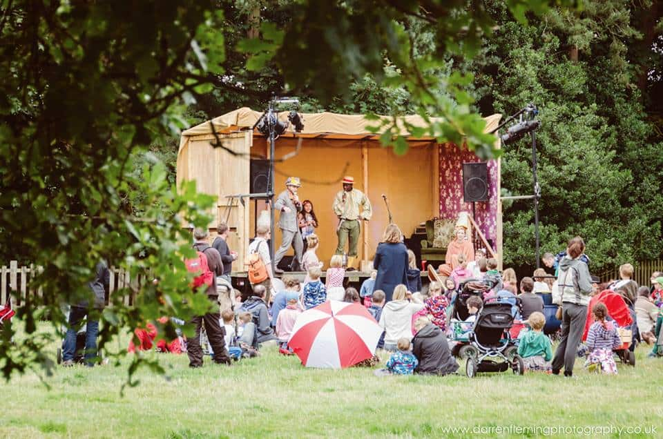 Family Friendly Festivals in Yorkshire 2017