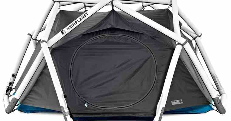 Best Inflatable Tents for Sale – Small to Family Size!