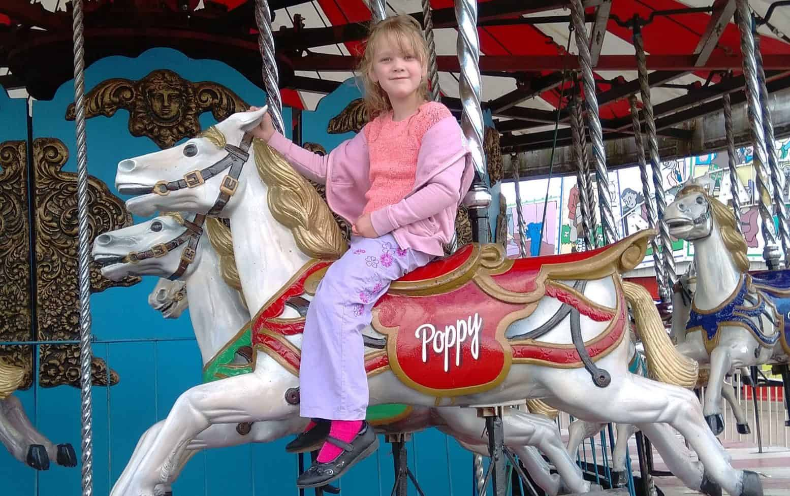 Visiting Flamingo Land with Younger Kids