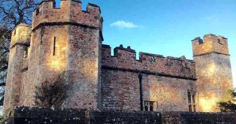 A Family Day Out at Dunster Castle, Somerset